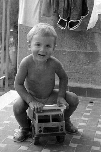 Fotografo di bambini - Marco Sartori
