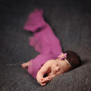 Come si fanno foto ai neonati