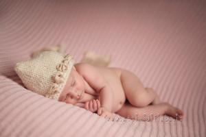 Fare foto ai neonati