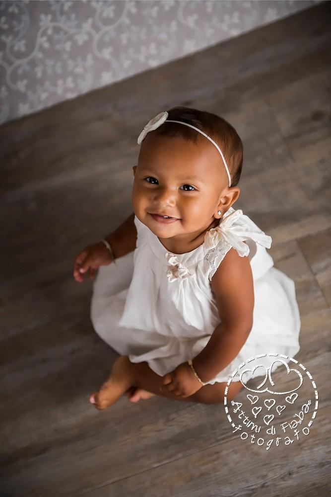 foto bambina di colore