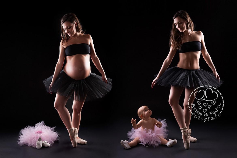 Giovanna, Giovanni e … Benedetta – Fotografo neonati e gravidanze Brescia